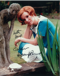 Susan Hampshire - Genuine Signed Autograph 10341